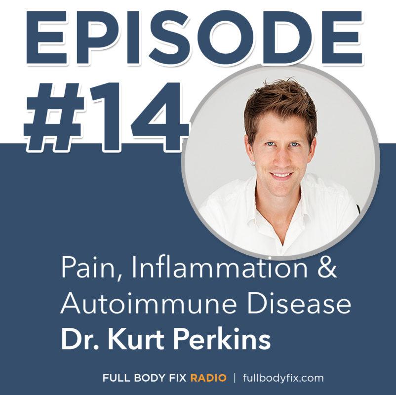 Full Body Fix Radio Dr. Kurt Perkins