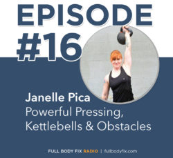Full Body Fix Radio Janelle Pica