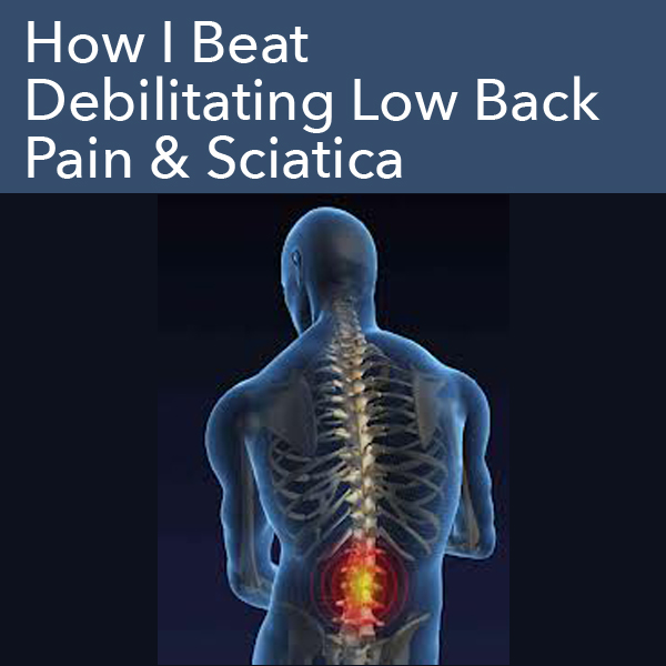 how I beat back pain