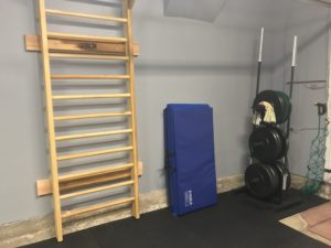 Building our garage gym full body fix dr scott a mills