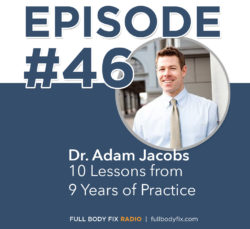 Episode 46 10 lessons Dr. Adam