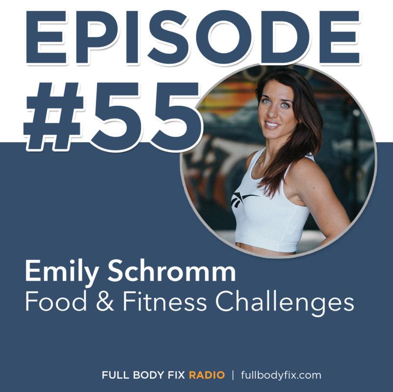 FBFRadio 55 Emily Schromm